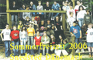 Ferienfreizeit 2006 in Dänemark