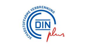 Logo DIN plus