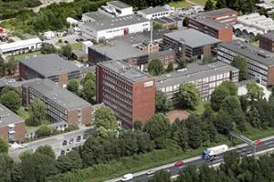 Luftbild Technologiepark Essen