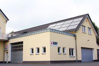RRF Betriebsstätte Drolshagen